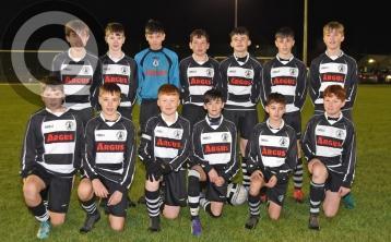 REPORT AND GALLERY | Quay Celtic U14 vs Bellurgan United U14