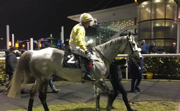 There was a double for Pat Smullen at Dundalk Stadium on Friday night