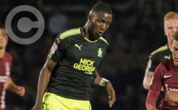 Dundalk-native 'Frank' Osadebe completes loan move to Newport