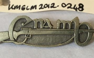 Lecture on local Cumann mBan badges at County Museum
