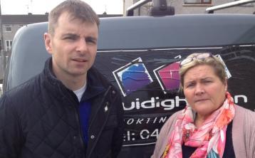 Ó Murchú condemns criminal attack on Cuidigh Linn building