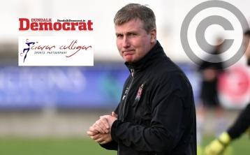 'Something's got to give,' according to Dundalk FC manager Stephen Kenny ahead of Derry City's visit