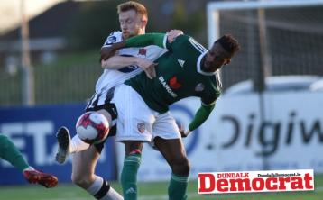 Dundalk vs Derry report
