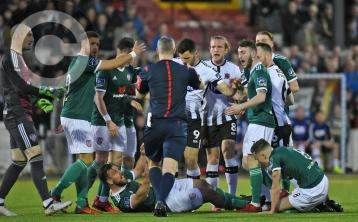 IN PICTURES | Dundalk FC vs Derry City