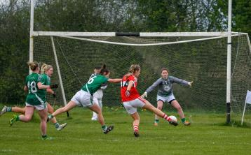 Flood leads the way as Louth ladies qualify for League final with win over Limerick