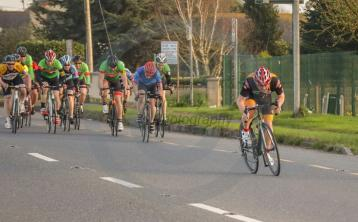 Cuchulainn club riders made up four of top five in round one of The Bike Station Summer Cycling League