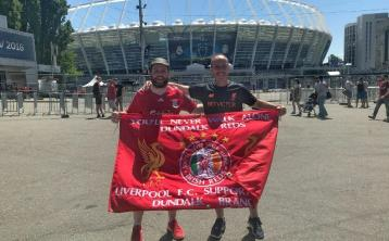 Dundalk lads savouring atmosphere in Kiev ahead of Liverpool v Real Madrid