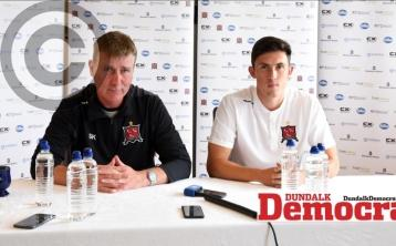 """""""We're forging our own identity and we don't feel inferior to anyone"""" - Dundalk FC manager Stephen Kenny"""