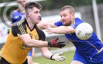 Lugoye's hat-trick helps Tones to victory over Cuchulainn Gaels in Junior Football Championship