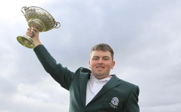 INTERVIEW | Caolan Rafferty looks ahead to 2019 after a magical year, both personally and with Dundalk Golf Club