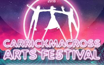 Countdown to Carrickmacross Arts Festival has begun