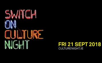 What's on in Dundalk for Culture Night 2018