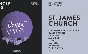 Dundalk singer David Keenan to play Other Voices festival