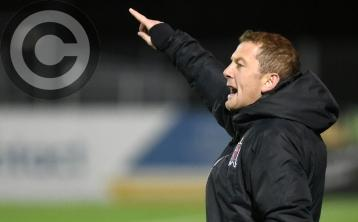 Dundalk FC dumped out of Leinster Senior Cup by Athlone Town at Oriel Park