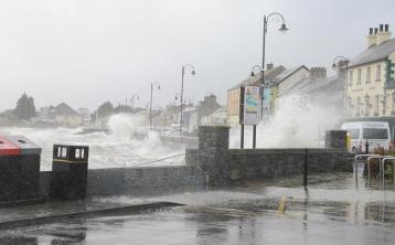 Status Yellow wind warning in place for Louth tonight