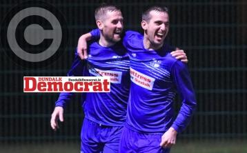 Striker Martin Smith: Feeling in double chasing Muirhevna Mor squad is 'unique'