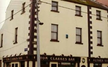 Death of well known Dundalk publican Tom Clarke passes away