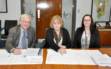 Louth County Council signs €5m contract for Clanbrassil Street & St Nicholas' Quarter Rejuvenation Scheme