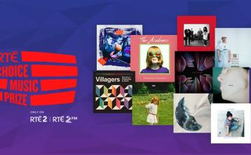 Dundalk band Just Mustard nominated for The Choice Music Prize