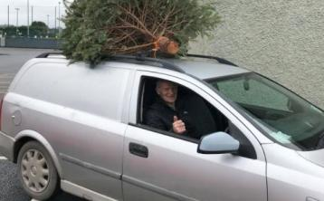 Record 241 Christmas trees shredded by Blackrock Tidy Towns