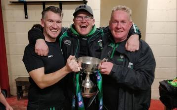 O'Connell enjoying Dundalk Young Irelands roller-coaster ride