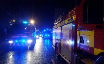 REPORT: Multi-vehicle crash outside Dundalk