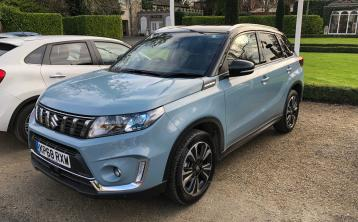 Suzuki quietly going from strength to strength with the launch of the new Vitara