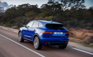 E-Pace Jaguar set to be the biggest seller