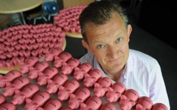 Dundalk businessman on pigs back after company sale