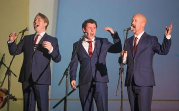 Win two tickets to The Three Tenors in the Carrickdale on the May Bank Holiday weekend