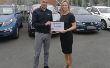 Dundalk car dealership Auto Assure Ltd wins Leinster award