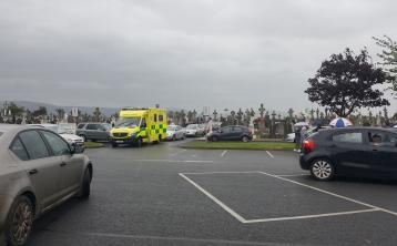 Man injured at Dundalk graveyard incident moved to Beaumont Hospital