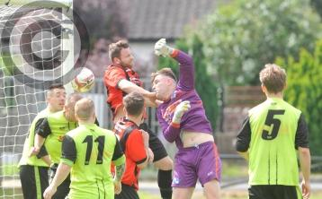 REPORT & PICTURES | Clinical Bellurgan put four past Muirhevna Mor in NEFL derby clash