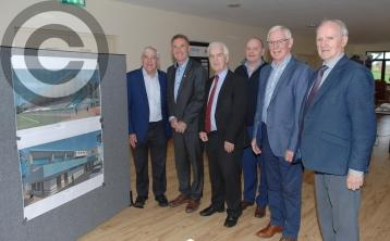 Aidan Berrill explains the current situation regarding the new Louth GAA stadium in Dundalk