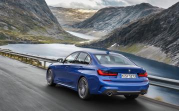New BMW 320d M-Sport 'handles beautifully'