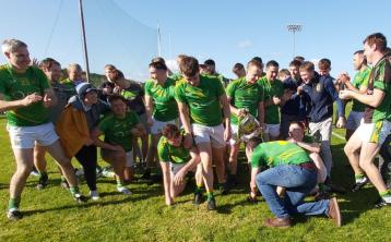 'I never doubted these lads' - Naomh Fionnbarra delight at Louth Junior Ch'ship victory
