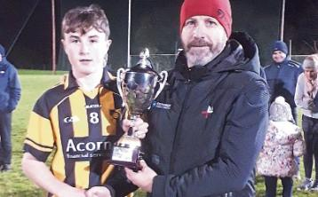 Mighty Moninne complete the clean sweep with league title victory