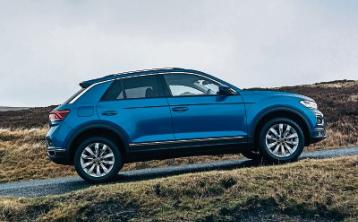 The Volkswagen T-Roc will sell like cupcakes