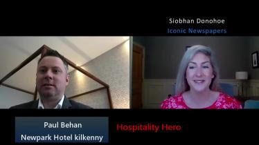 HOSPITALITY HEROES: Wildlife plays a major part at popular Irish holiday destination