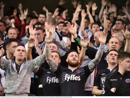 Irish Embassy issue travel advice for Dundalk FC fans