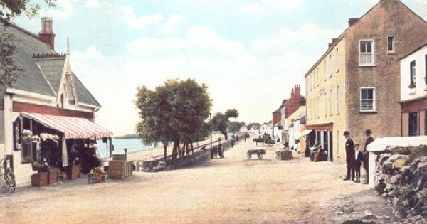Louth History The Heritage Of Blackrock Village