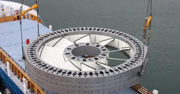 Greenore company to supply tidal turbines to tidal 'pilot