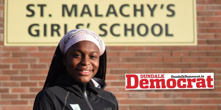 Kind-hearted Dundalk athlete, Patience Jumbo-Gula, thankful for 'blessing in disguise'