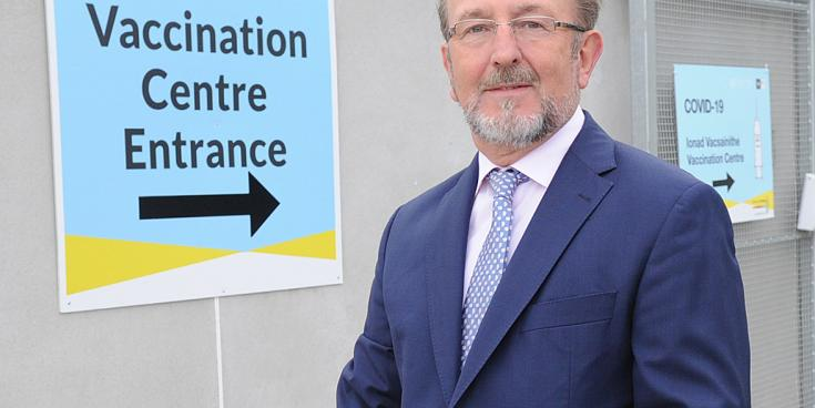 'People trusted the science' - Vaccine chief Professor Brian MacCraith on success of vaccine programme