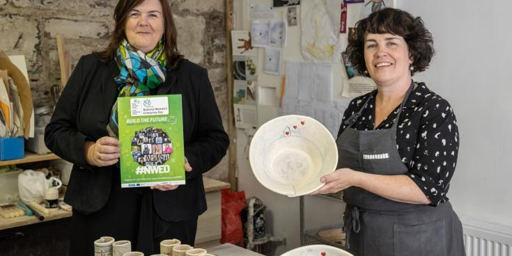 Dundalk business woman is Louth's Leading Light for Women in Enterprise Day