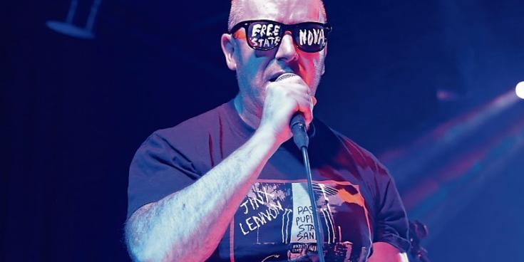 Dundalk punk legend Jinx Lennon returning to the Spirit Store