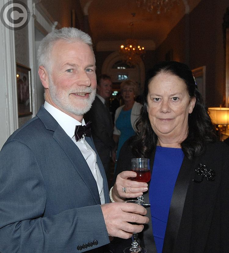 photos  breda u0026 39 s charity ball in bellingham castle  louth