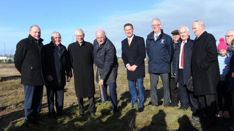 """Louth GAA Chairman: """"This new stadium means we will finally have a home, a set up to call our own, and a plan for the future"""""""