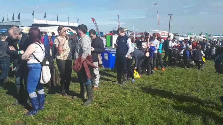 Here's why you should bring CASH to the ploughing championships