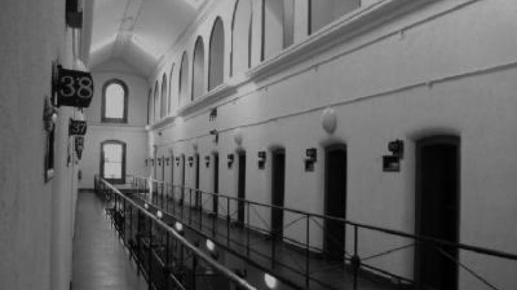 Are there ghosts lingering around the old Dundalk jail?